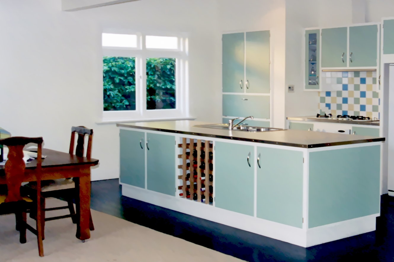 A New Kitchen Renovation in Adelaide made in a 1900\'s Style